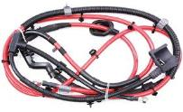 Alpha Technologies Novus FXM 650W, 1100W, 2000W 48VDC Battery Harness for Battery Charging